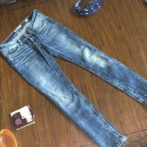 Bke denim Sabrina style jeans size 25